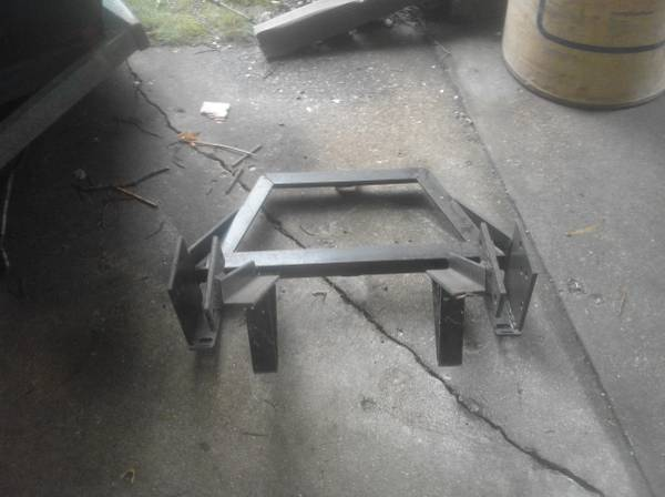 Photo Western Snow Plow Carriage NOS - $80 (milwaukee)