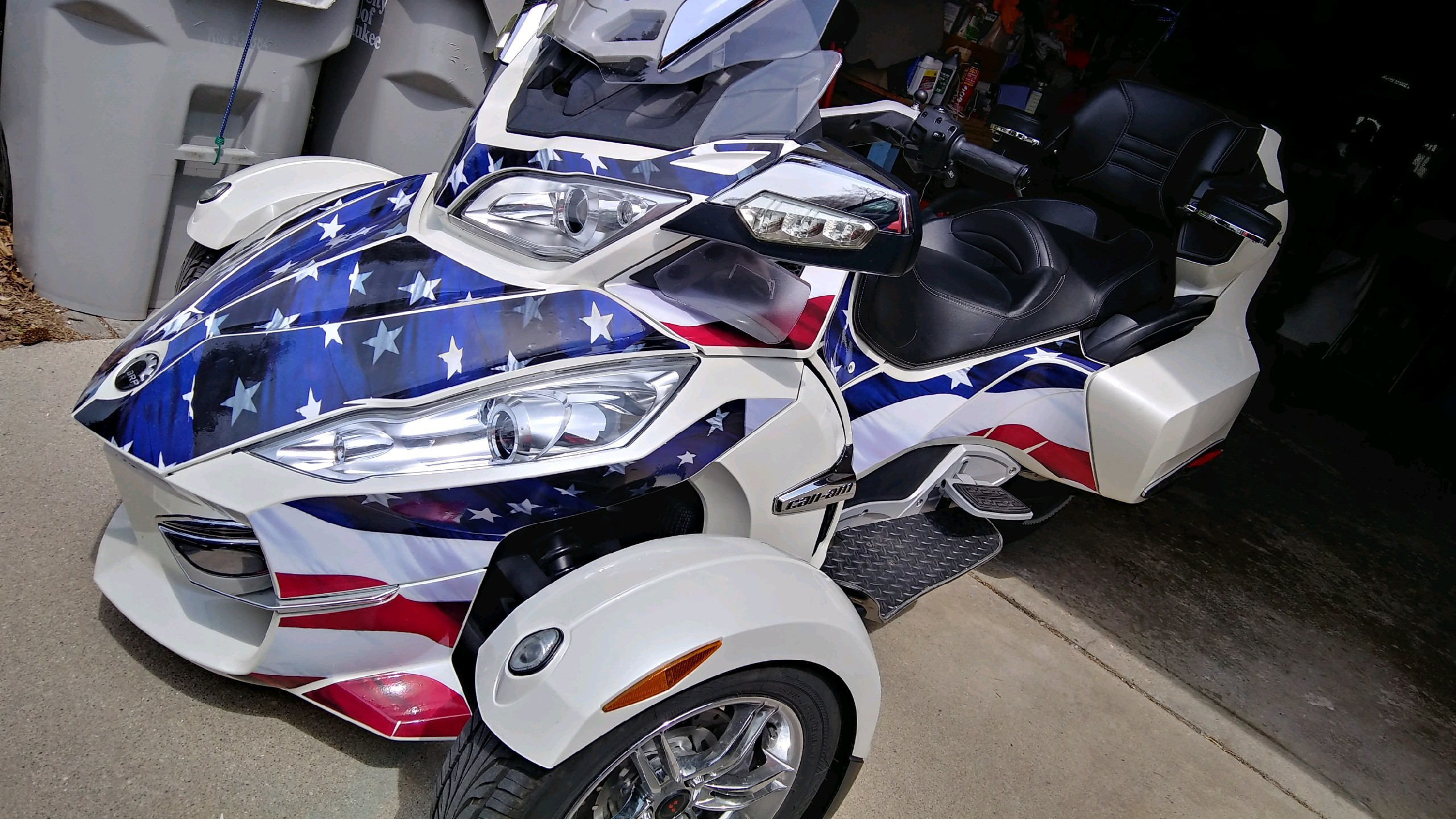 Photo 2012 Can-Am SPYDER RT LIMITED $12000254.40254.40