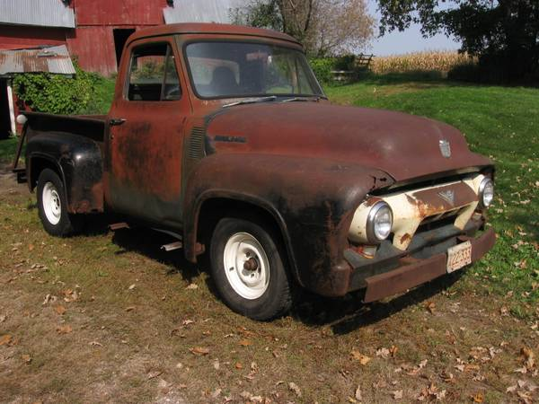 Photo 1954 FORD F100 - $1