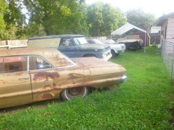Photo 1964 Chevrolet Impala parts SS Belair Biscayne 1961 1962 1963 Chev - $1 (Dundas)