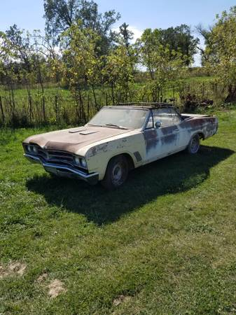 Photo 1967 buick gs 400 convertible - $2500 (Pine island)