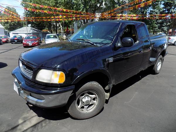 Ford F150 Xlt Flareside For Sale Zemotor