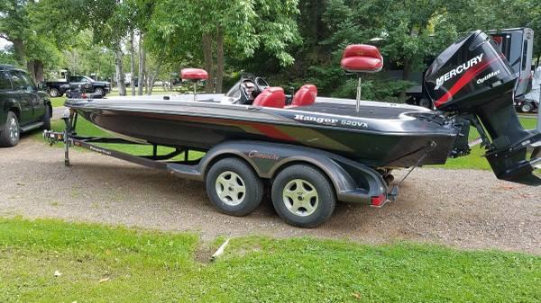 Photo 2001 Ranger Boat 520VX - $22,999 (Elk River)