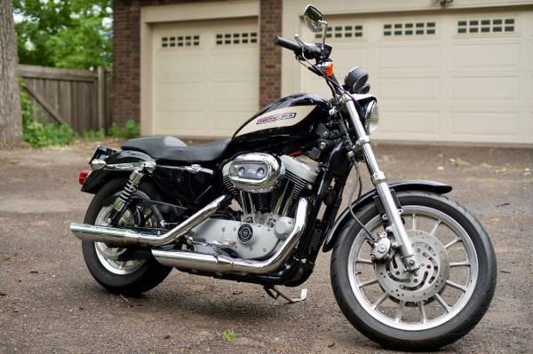 Photo 2004 Harley-Davidson XL1200R Sportster - $4,250 (SE Minneapolis)