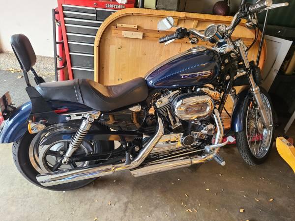 Photo 2008 Harley Davidson custom 1200 - $5,500 (Eagan)