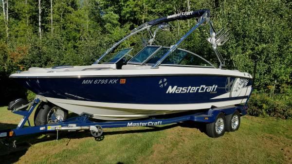 Photo 2008 Mastercraft X15 - $49,500 (Ham Lake)