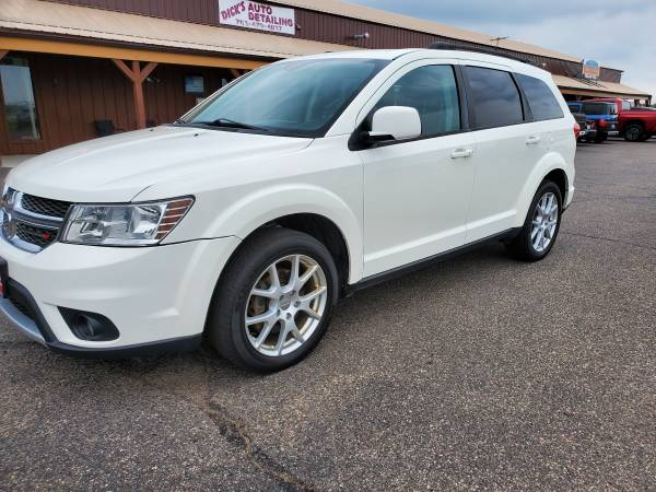 Photo 2014 DODGE JOURNEY SXT GUARANTEED CREDIT APPROVAL BAD CREDIT OK (BUY HERE PAY HERE)