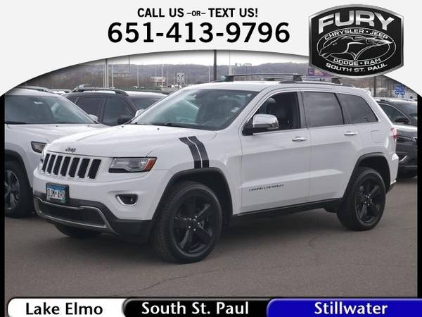 Photo 2014 Jeep Grand Cherokee 4WD 4dr Limited - $18999 (_Jeep_ _Grand Cherokee_ _SUV_)