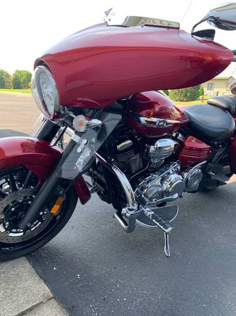 Photo 2014 Yamaha Stratoliner deluxe - $7,200 (St. Michael)