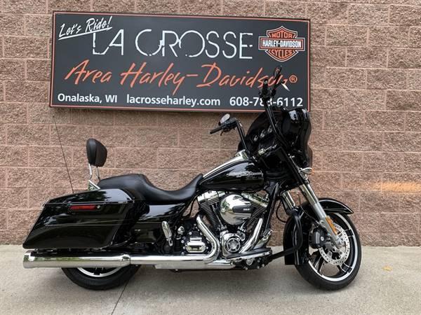 Photo 2016 Harley-Davidson Street Glide Special - $17,499 (Onalaska)