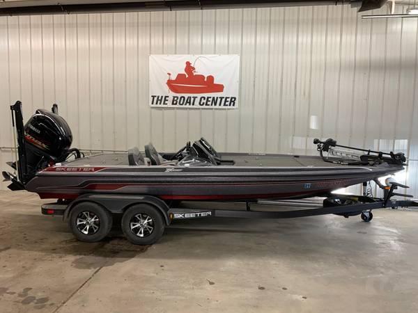 Photo 2017 Skeeter ZX250 Bass Boat - $48,999 (Ramsey, MN)