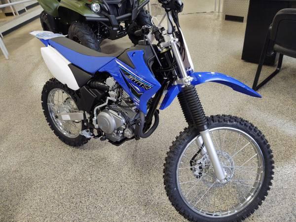 Photo 2021 Yamaha TTR 125 LE Dirt Bike - $3,349 (Lakeville)