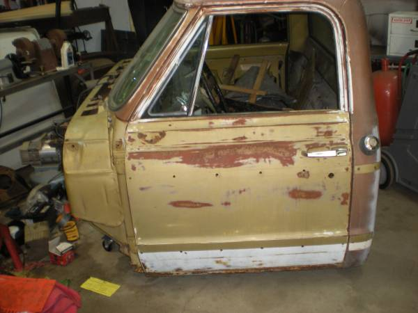 Photo 68-72 CHEVY TRUCK CAB. factory air - $995 (lakeville-prior lake)