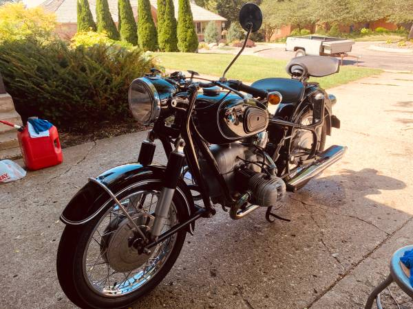 Photo BMW Motorcycle Service vintage to modern.. (Minnesota and Midwest..)