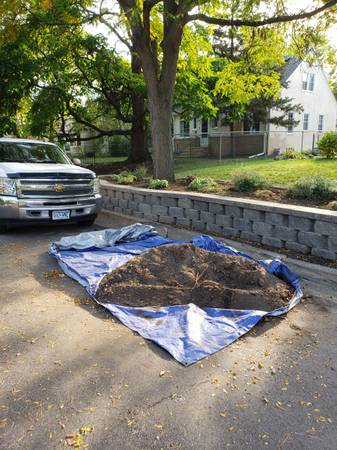 Photo Black dirt for free (Robbinsdale)