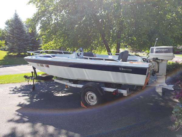 Photo Boat for sale - $1,500 (Chanhassen)