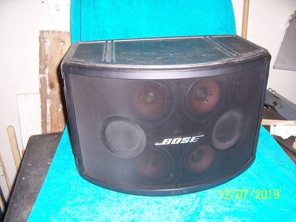 Photo Bose 802 series III Panaray speaker VGC - $379 (Alexandria mn)