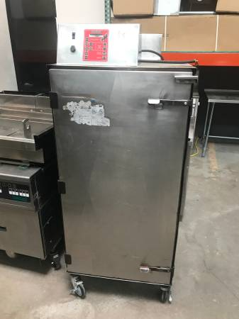 Photo Cook Shack Electric Smoker 200 LB Capacity - $4,489 (Arden Hills)