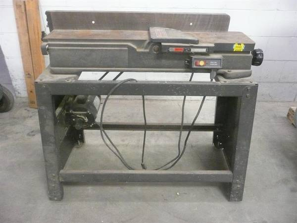 Photo Craftsman 6 18quot wood jointer planer - $299 (Bloomington)