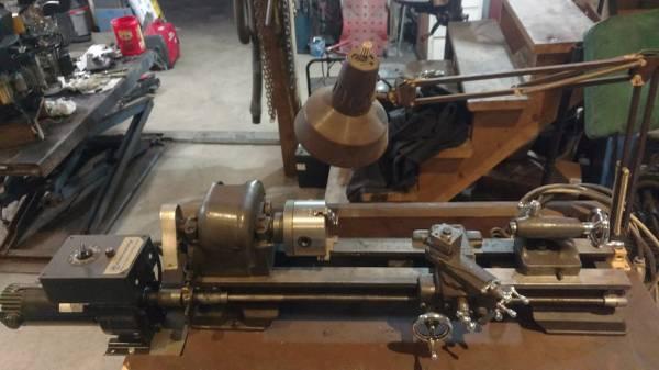 Photo Craftsman metal lathe - $900 (SW MN)