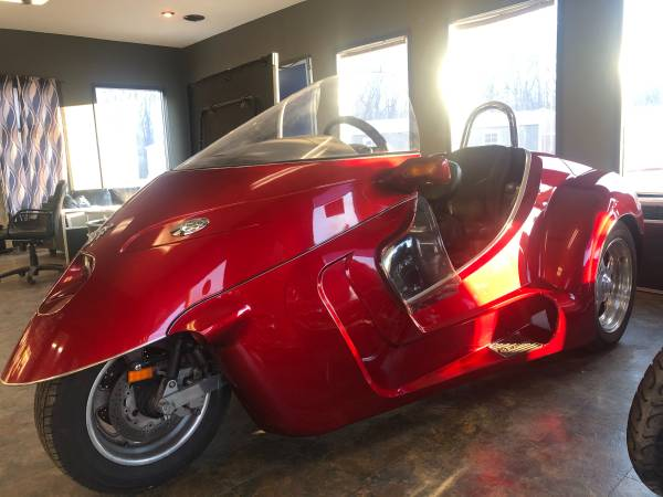 Photo Estate sale 2013 Stallion Trike, must see, priced to sell. - $22,900 (Lake City, MN)
