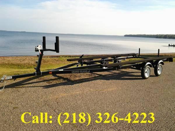 Photo Factory Direct pontoon trailer-pontoon trailers-pontoons (GRAND RAPIDS)