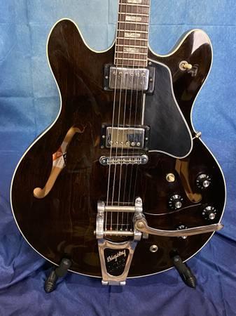 Photo Gibson ES-335TD 1979 Walnut - Excellent Condition Original Case - $4,150 (Lake Elmo near Oakdale)