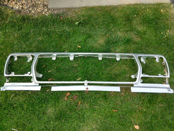 Photo Grill Shell - 1979 Ford F150 - $40 (Apple Valley)