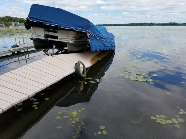 Photo I Buy Used Docks and Pontoons (white bear lake)