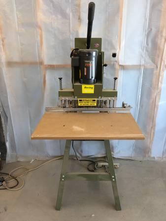 Photo In-Line Boring Machine - $1200 (Maple Grove)