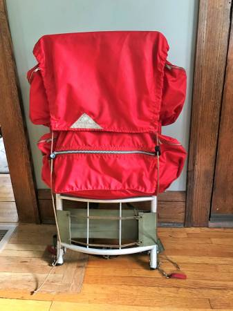 Photo Kelty External Frame Hiking Backpack - $50 (Minneapolis)