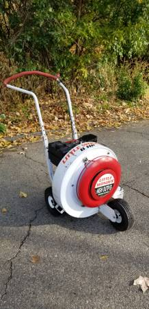 Photo Little Wonder Blower 8hp Walk Behind - $350 (Orono)