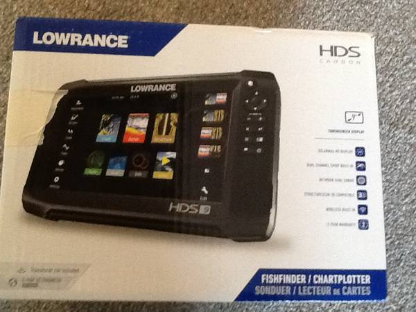 Photo Lowrance HDS Carbon (Forest Lake)