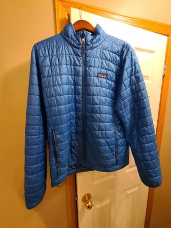 Photo Mens Large Patagonia Nano Puff Jacket - $100 (Shakopee)