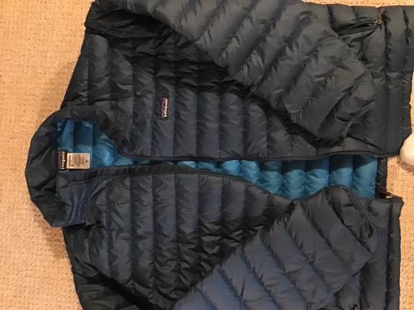 Photo Mens Patagonia down jacket - $75 (Edina)