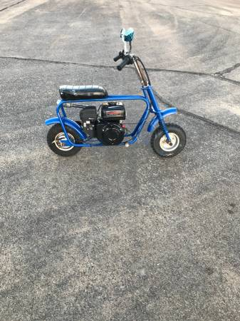 Photo Mini Bike. - $350 (Becker MN)