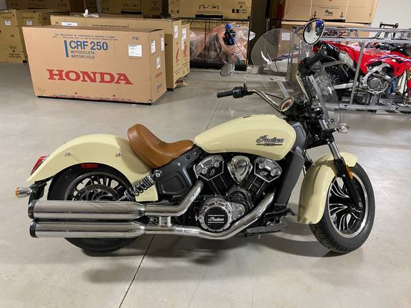 Photo Motoprimo 2017 Indian Scout - $8,699 (Lakeville)