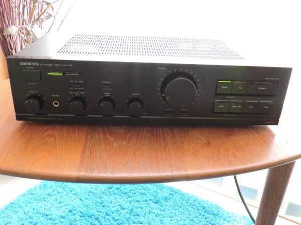 Photo ONKYO A-8150 Stereo Integrated Amplifier NICE - $120 (Eden Prairie)