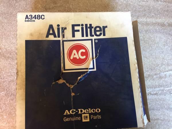 Photo Oldsmobile Cutlass 442 Ram Air Filter - $45 (Edina)