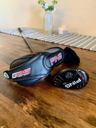 Photo PING G25 Hybrid wPING Grip  Stiff Shaft - $100 (Minneapolis)