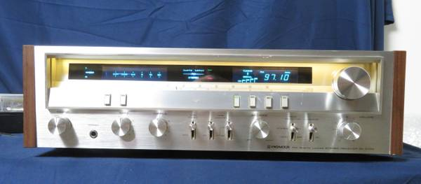 Photo PIONEER SX-3700 Quality Vintage Stereo Receiver Serviced Xclnt - $350 (Maple Grove)