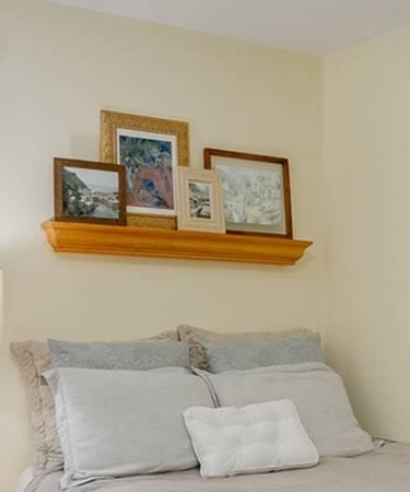 Photo Pottery Barn Wall Mounted Shelves - $25 (Golden Valley)