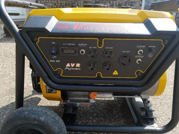 Photo Powertrain PTG-3500 Generator - $350 (Brooklyn Center)