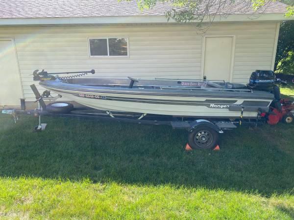 Photo Ranger boat - $2,500 (Eagan)