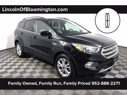Photo Used 2017 Ford Escape 4WD SE for sale