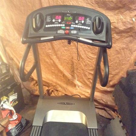 Photo Vision Fitness treadmill - $100 (Roseville)