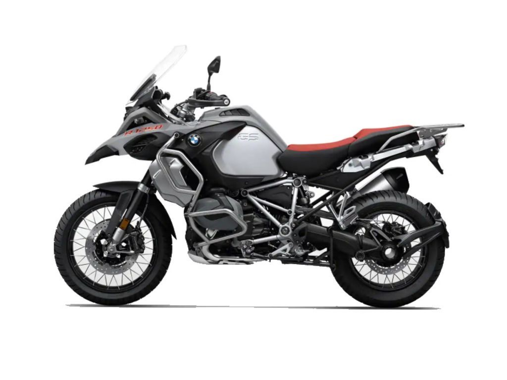 Photo 2021 BMW R 1250 GS Adventure Ice Grey $24545