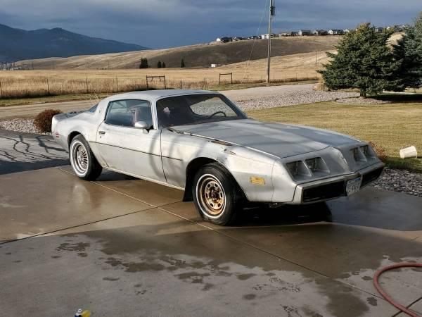 Photo 1979 Pontiac Firebird - $1,200 (missoula)