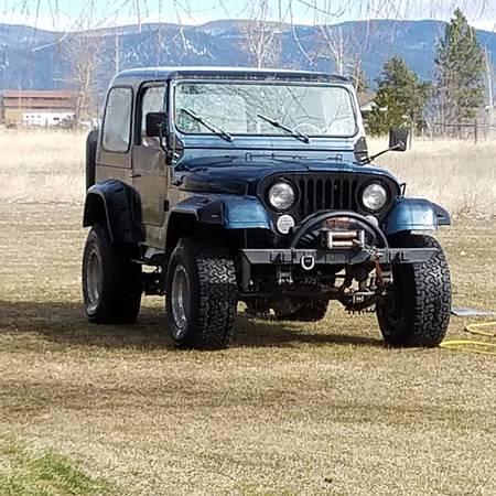 Photo 1985 Jeep CJ7 - $9000