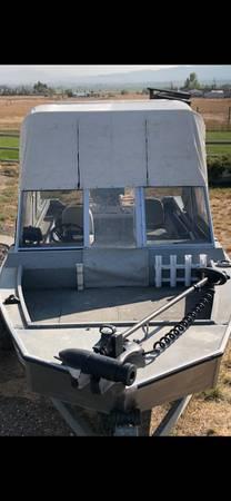 Photo 1991 Smokercraft Osprey Jet Boat (SALE PENDING) - $11,500 (Helena)